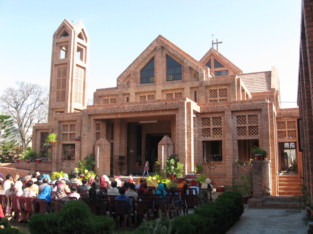 St Thomas' Church, Islamabad
