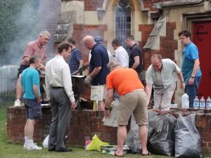 The Barbecue Crew