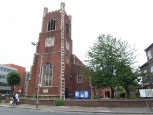 St Paul's Church, Hills Road, Cambridge