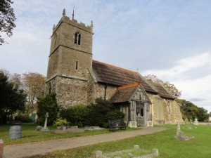 St Andrew's Church, Impington, Cambridge