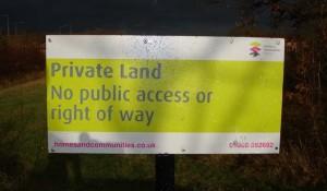 Powis lane sign-1200