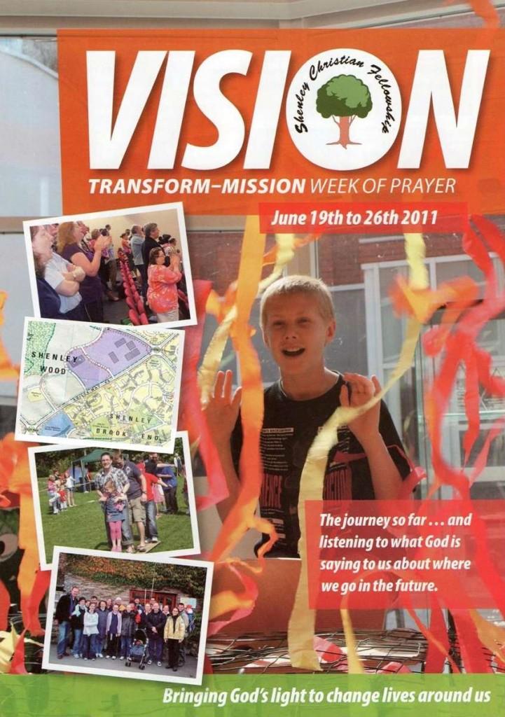 vision leaflet