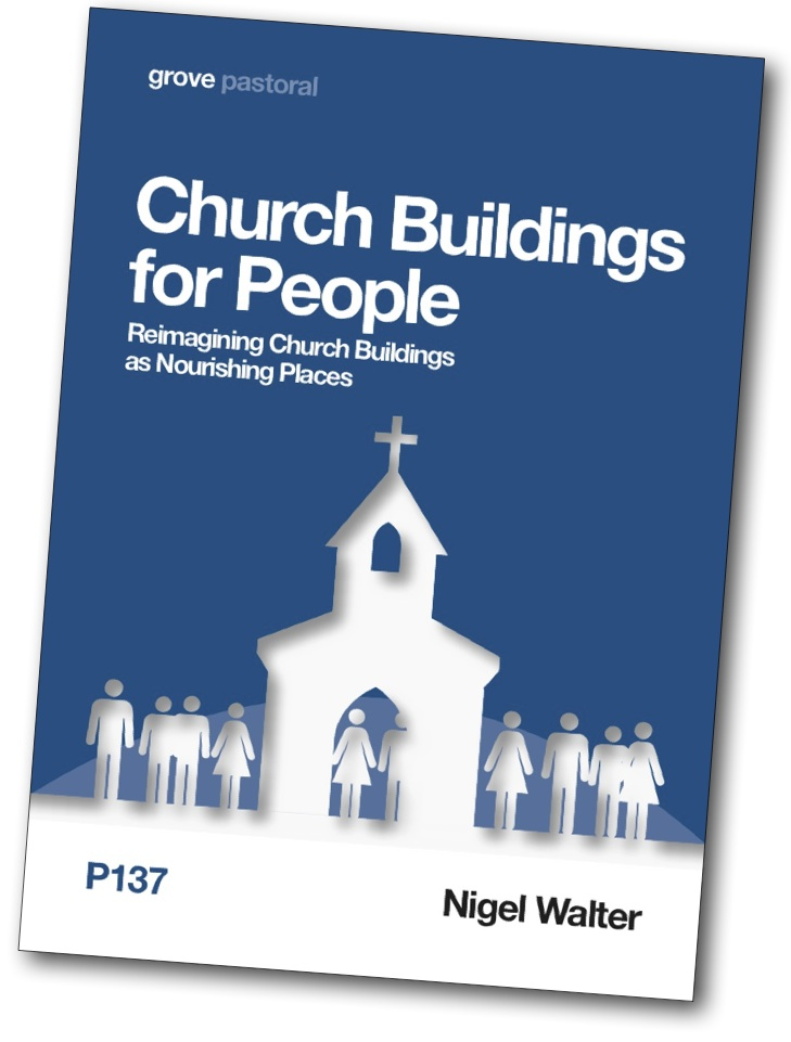 Cover of Church Buildings for People
