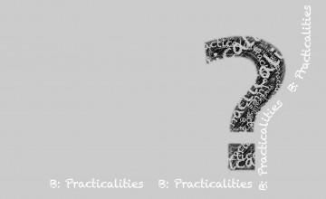 part-B-Practicalities